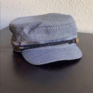 Accessories - Gingham cap